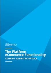 The Platform External Admin Guide