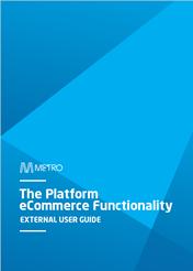 The Platform External User Guide