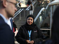 Team Leader Rehana Rehman